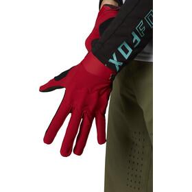 Fox Defend D3O Gloves Men, rood